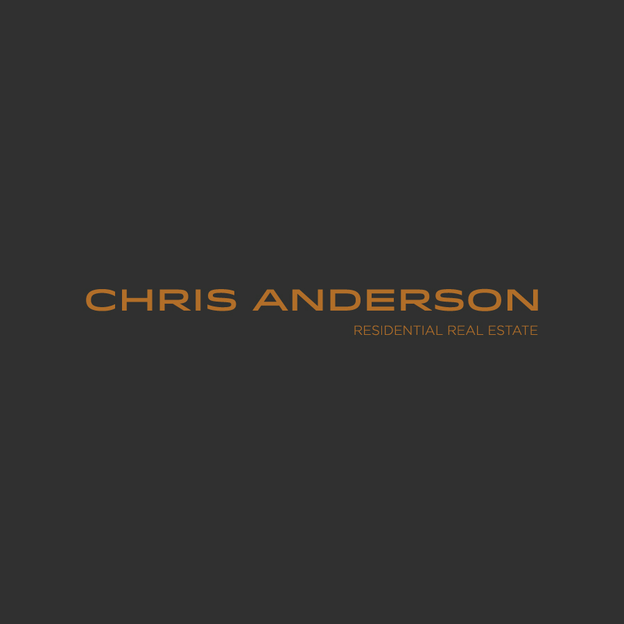 Identity Design Chris Anderson Real Estate