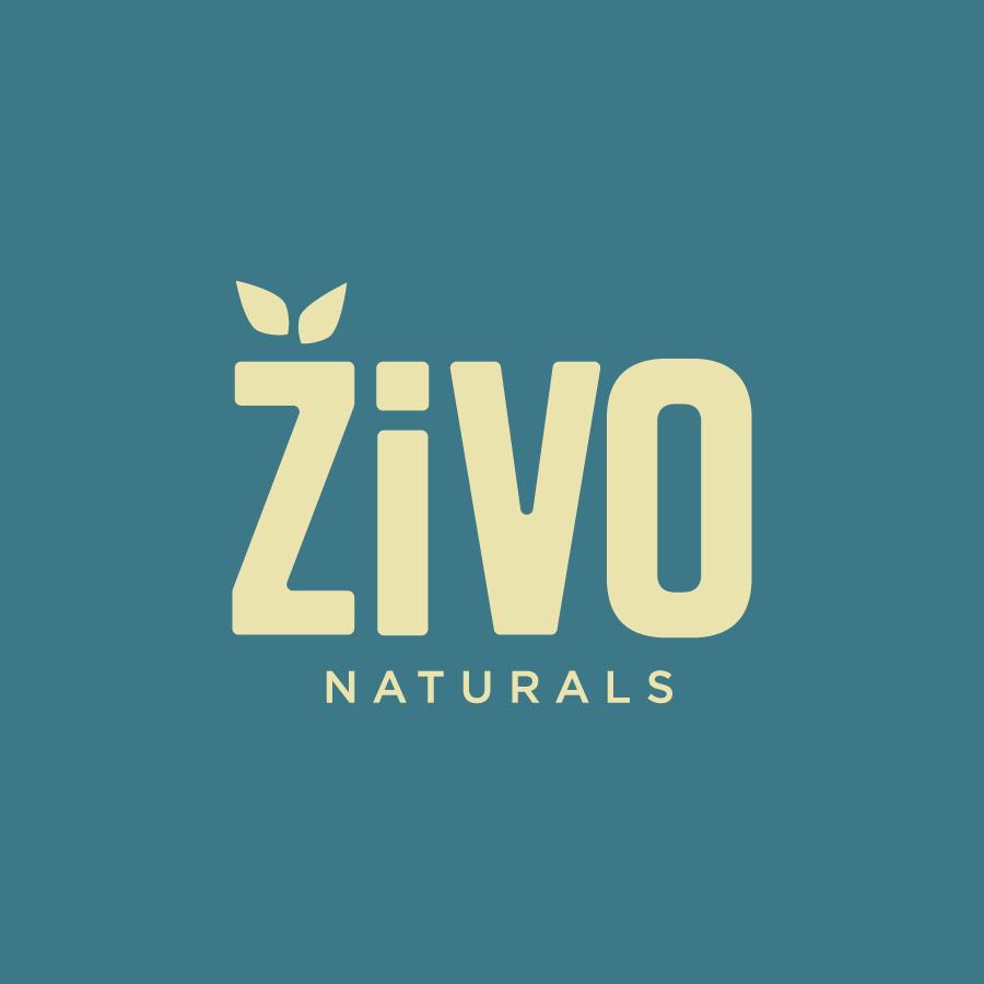 Identity Design | Zivo Naturals, Nashville, TN