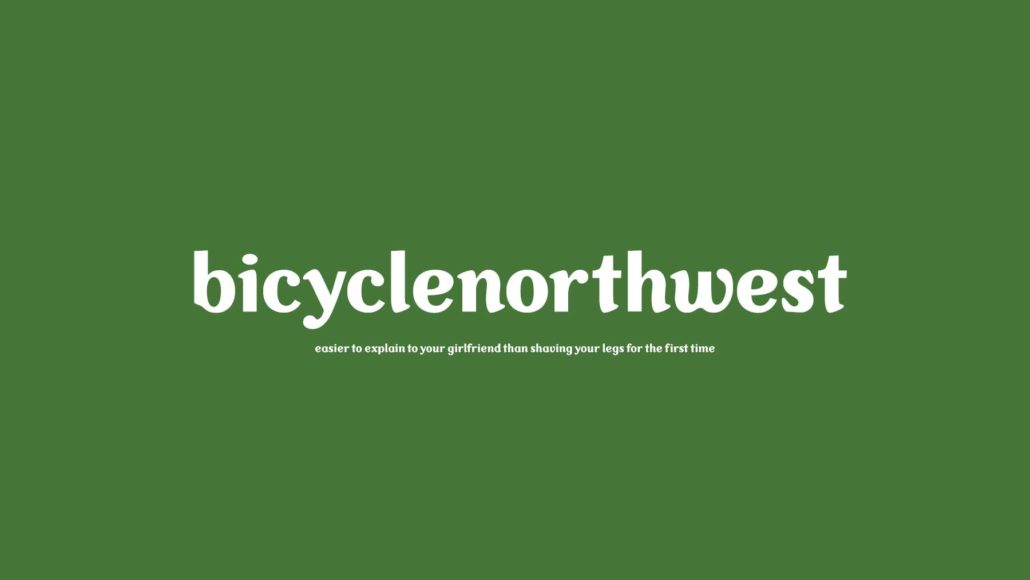 BicycleNorthwest PNW Media Identity