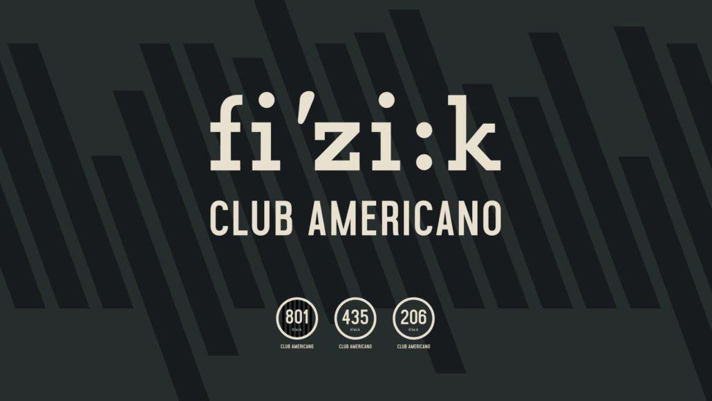 Logo Design—fizik Club Americano