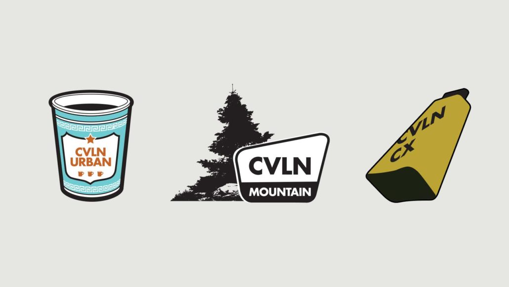 Civilian Bikes Product Category Logos