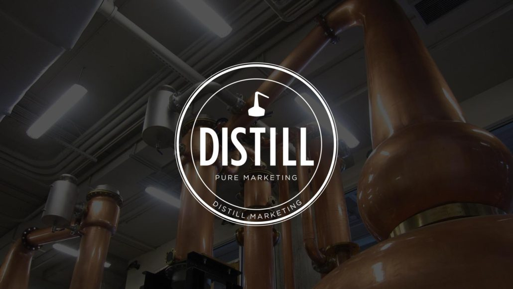 Brand Design for Distill Marketing