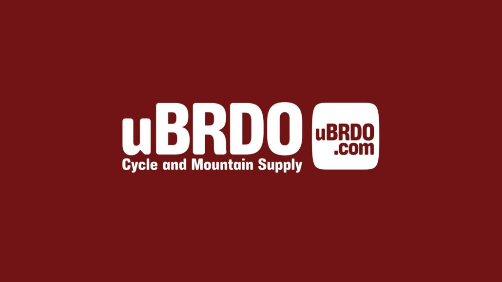 uBRDO Cycle and Mountain Supply Logo and Branding