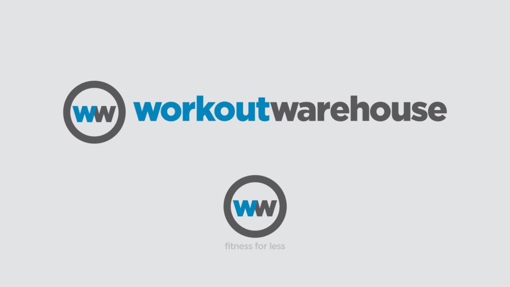 Workout Warehouse Logo Mark for NordicTrack