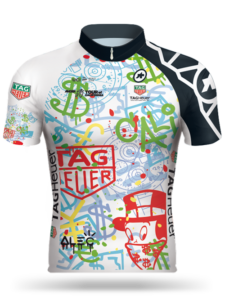 Tour of California 2017 Tag Heuer Best Young Riders Jersey
