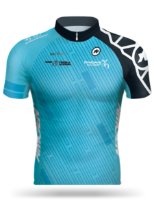 Tour of California 2017 Breakaway From Cancer Courageous Riders Jersey