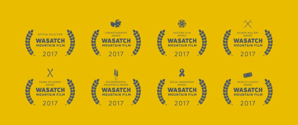 Wasatch Mountain Film Festival Award Laurels
