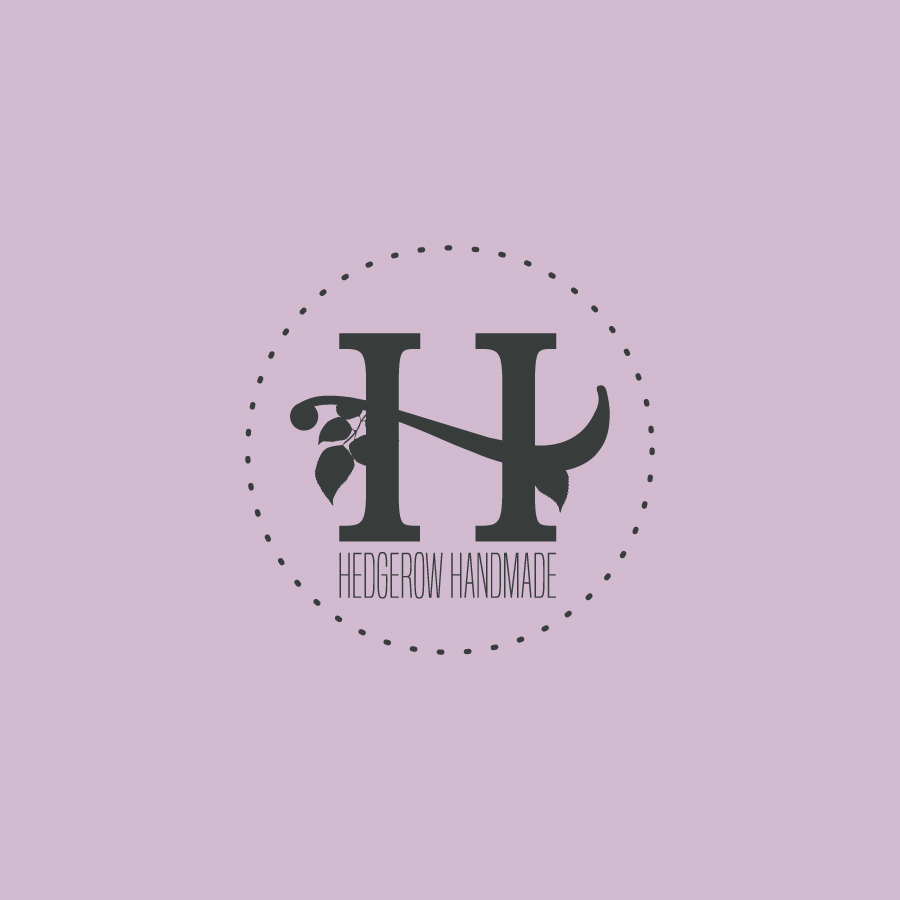 Hedgerow Handmade Logo Design