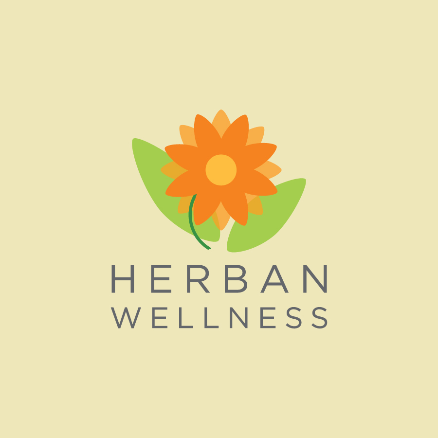 Identity Design Herban Wellness