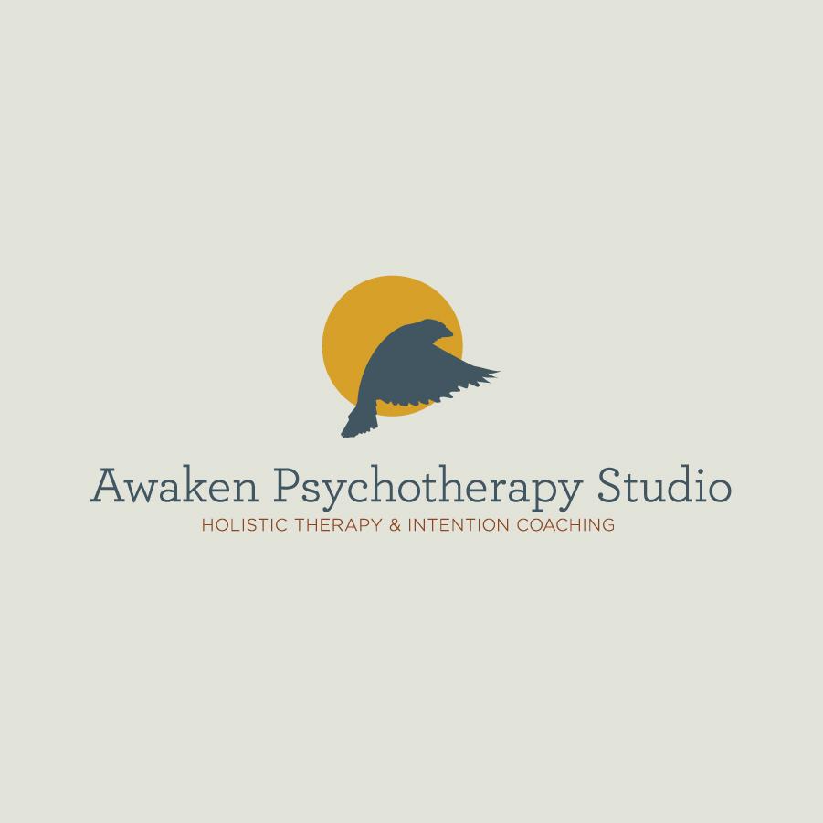 Logo Design Awaken Psychotherapy
