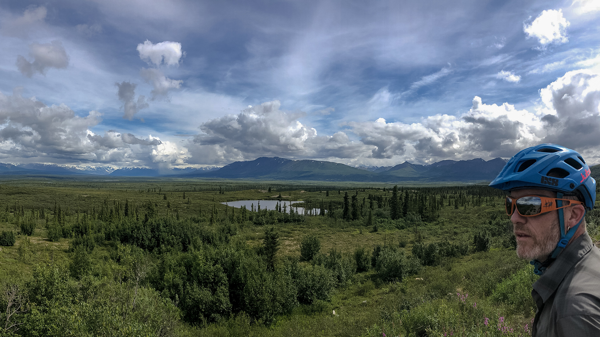 Bikepacking Alaska | Alaska is full of big wilderness