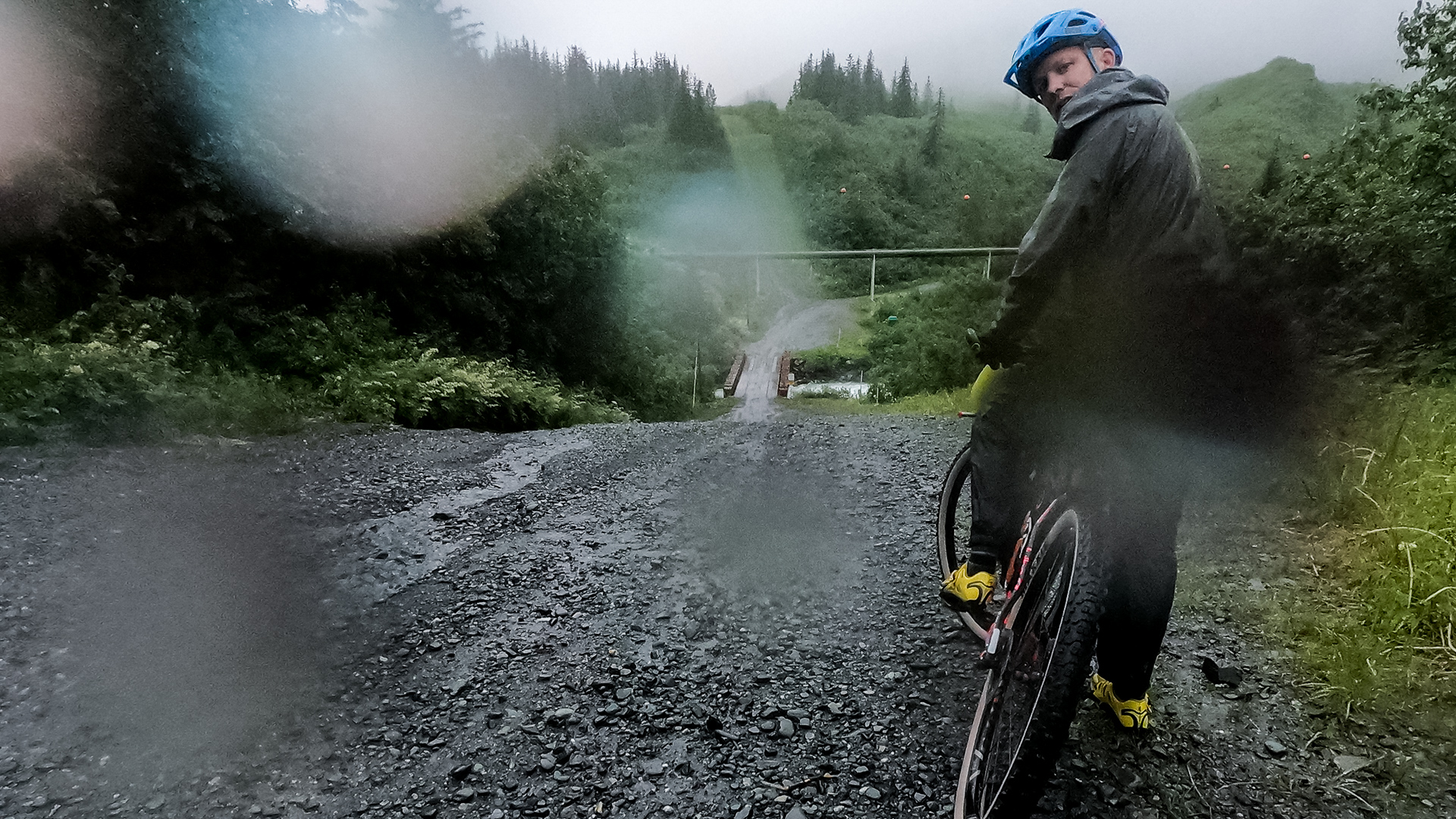 Bikepacking Alaska | Pedaling the Pipeline access roads and trails