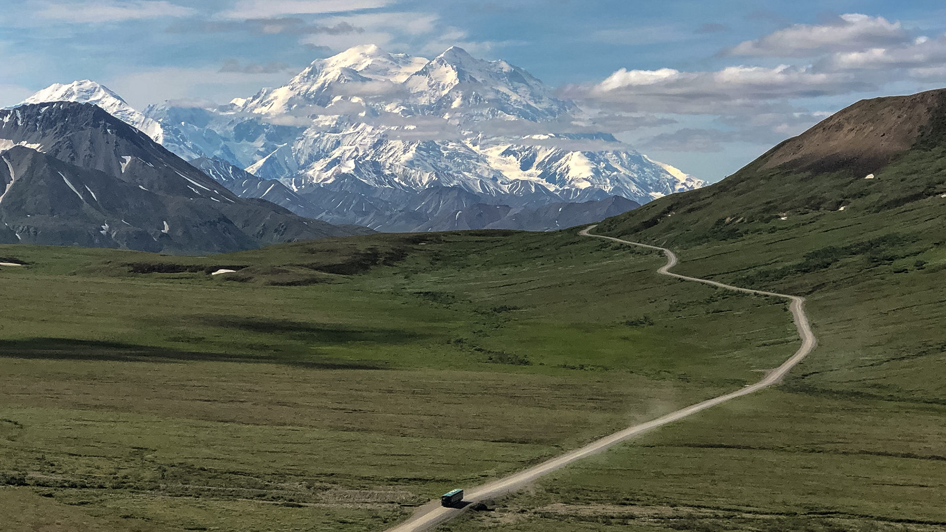 Bikepacking Alaska | Denali National Park