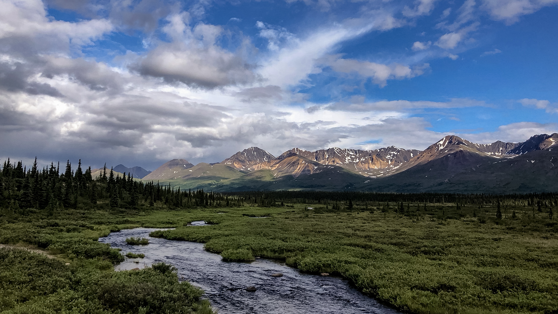 Bikepacking Alaska | Denali Highway