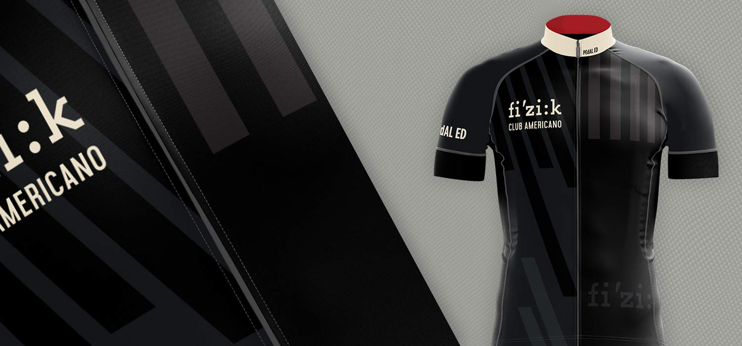 fi'z:k Club Americano Brand Activation | Clothing and Merch Design