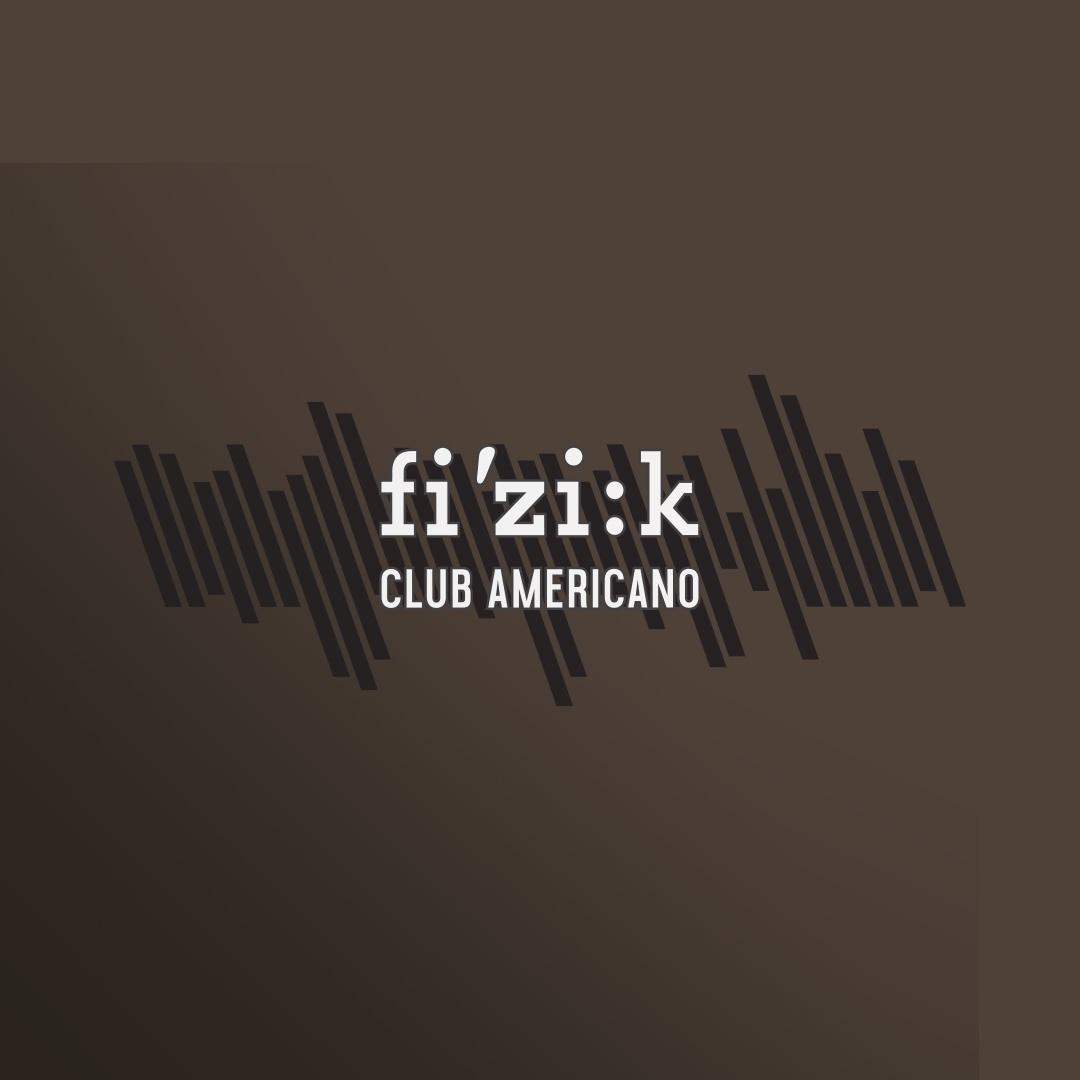 fi'z:k Club Americano | Brand Activation, Graphic Design